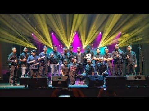 Padi Reborn Concert at  the pallas Jakarta 31 Januari 2018