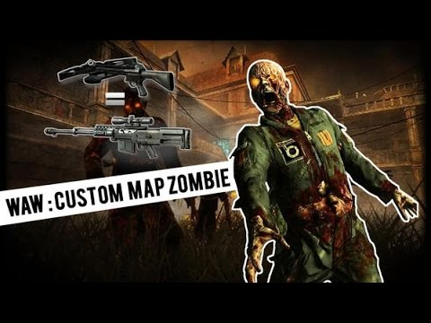how to download custom zombie maps for world at war