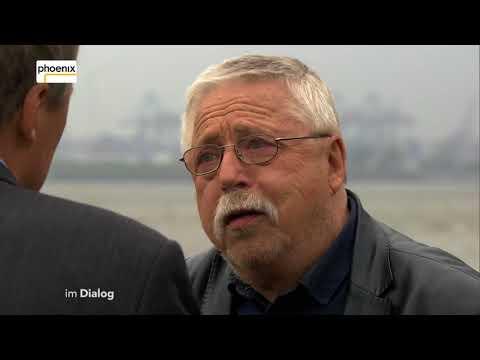 """""""Im Dialog"""": Michael Krons im Gespräch mit Wolf Biermann vom 10.11.17"""