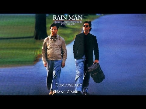 ♫ [1988] Rain Man •  Hans Zimmer ▬ № 17 - ''Train Station Goodbye''