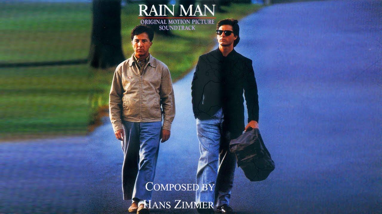 1988 Rain Man Hans Zimmer 17 Train Station Goodbye