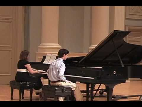 Daniel Tankersley April 2010 Mozart Concerto