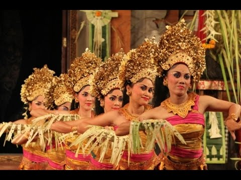 Balinese culture that is extraordinary