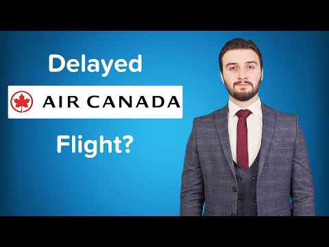 ⭐️ Air Canada Flight Is Delayed Or Cancelled? Claim €600 Compensation (Easily) - 3FlightDelay