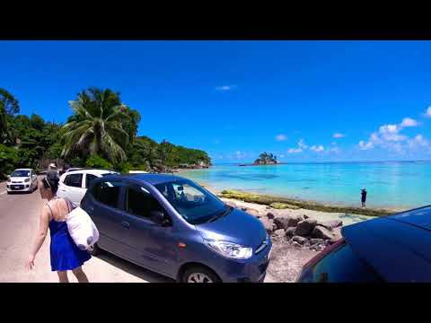 Anse Royale Mahe Seychelles 4k GoPro 6