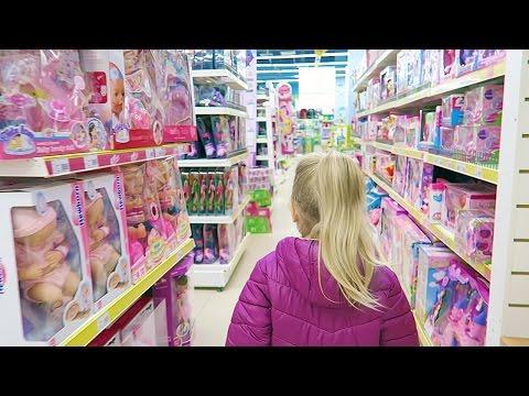 VLOG: Новая кукла WINX / Покупки