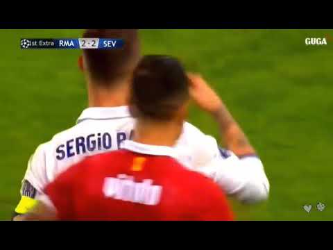 Вот это концовка матча!!! За 10 мин сколько ударов в стор! Карвахал голище!!! Реал Мадрид!!!