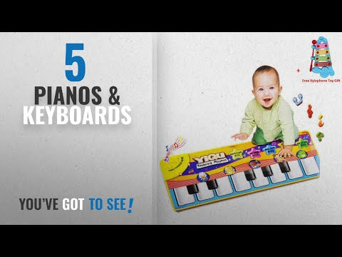 Top 10 Pianos & Keyboards [2018]: Musical Toys, Rcool Child Baby Musical Instrument Toys Touch Play