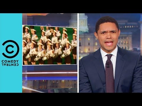 """Download Youtube: Kim Jong Un's """"Army of Beauties"""" 