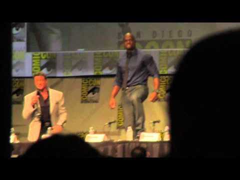 The EXPENDABLES 2 with Sylvester Stallone @ San Diego Comic-Con 2012