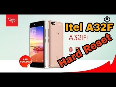 Hard Reset ITEL A32F - HardReset info
