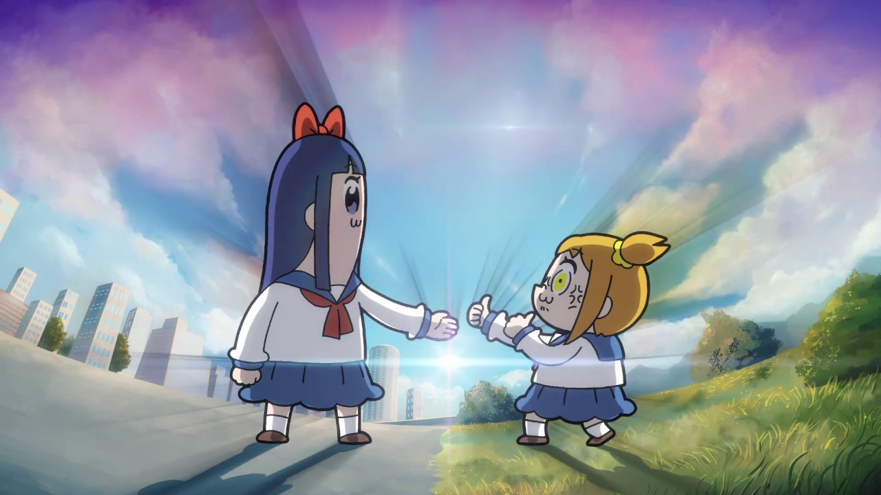 pop team epic - your name