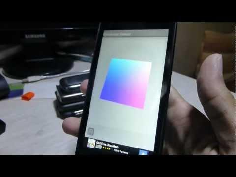 LAVA Xolo Q800 Benchmarks and Sensors test