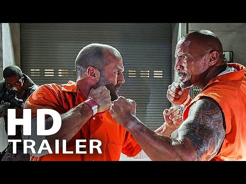 FAST AND FURIOUS 8 - ALL Trailer + Clips (2017)
