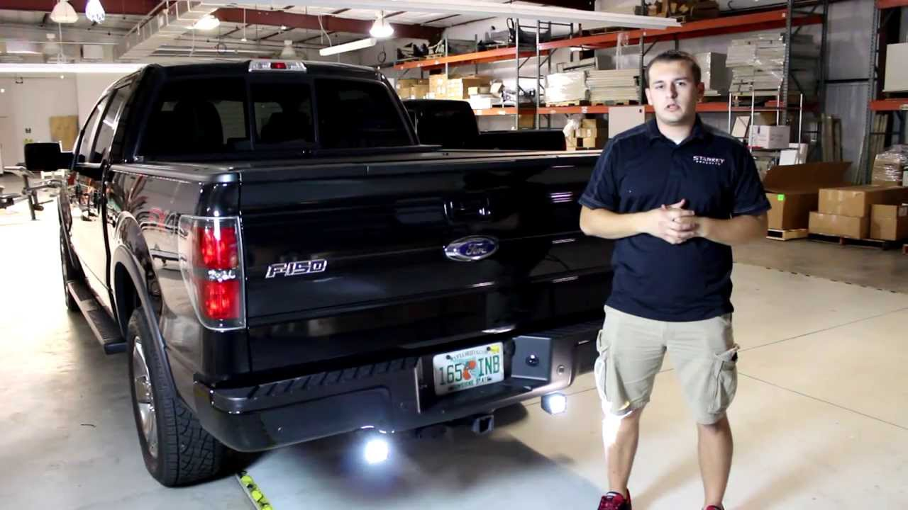 Backup  Auxiliary Lighting Kit Installation  Fits all Truck  SUV's  YouTube