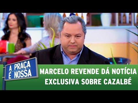 Marcelo Revende dá notícia exclusiva sobre Carlos Alberto | A Praça É Nossa (13/07/17)