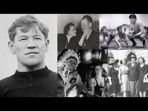 Unknown Interesting Facts About Jim Thorpe || Pastimers