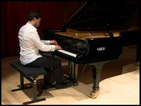 Jean-Philippe Sylvestre piano, Beethoven Sonate No. 6 Op. 10 No. 2