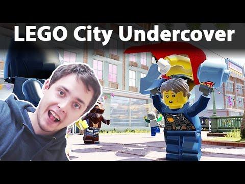 LEGO CITY UNDERCOVER PL TAJNY AGENT LEGO 7