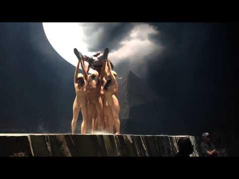 Yeezus tour Miami 11292013 I am a God