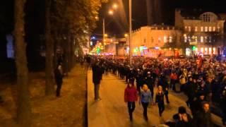 Марш героев в Харькове 14 октября 2015, День защитника Украины