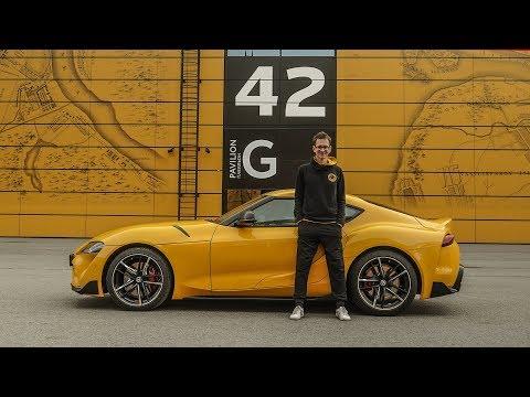 Toyota Supra 2019 - Выбор очевиден