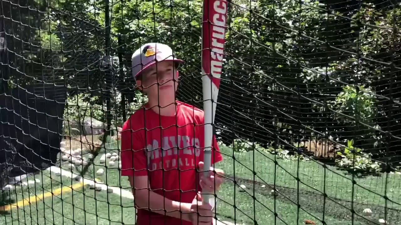 2019 Marucci CAT 8 Cage Side Hitting & First Impressions