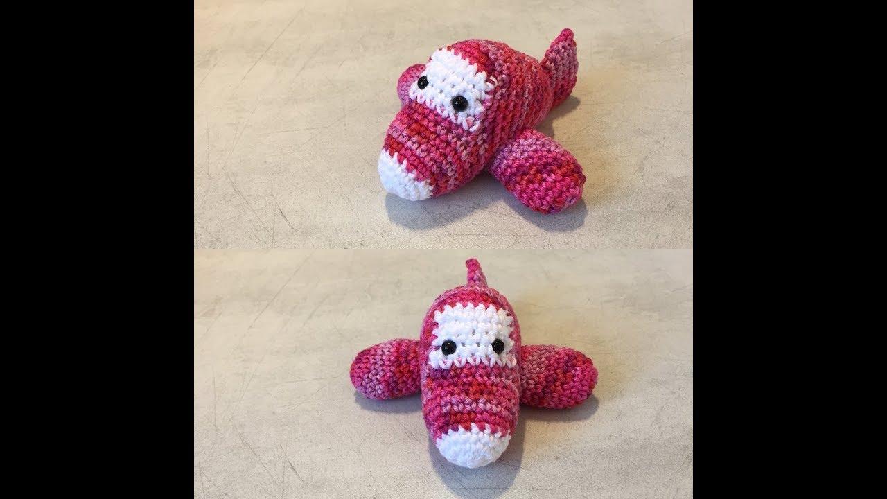 Crochet Amigurumi Pattern - Love Plane - | 720x1280