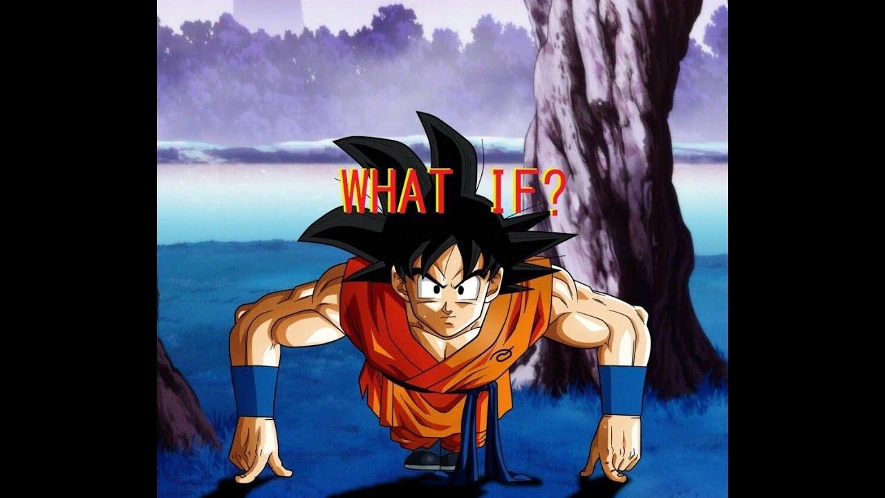 What If Goku Did Saitama's Training? - YouTube