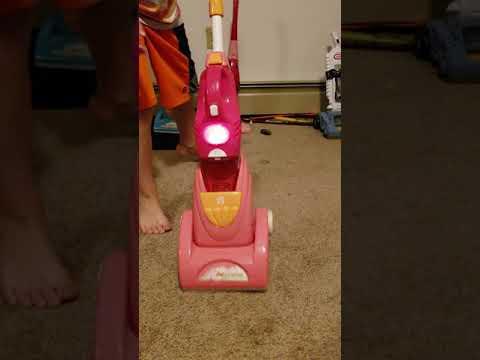 Bryan's Toy Vacuum Demo