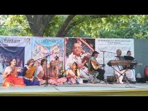 Rathayatra - Adhani das - Hare Krishna Rock N Roll - 9/9