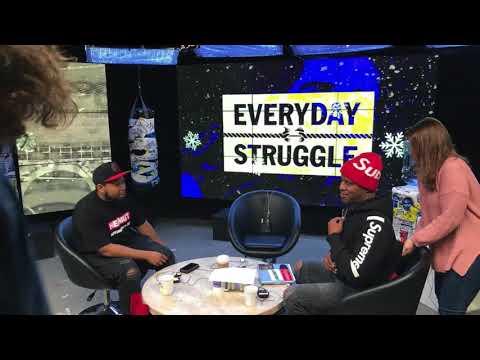 Joe Budden leaves Everyday Struggle.Who Will Replace Joe Budden?