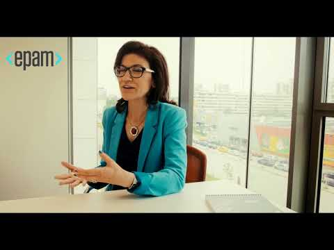 Join EPAM Bulgaria - Margarita Nikolova Interview