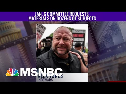 Expert: Jan. 6 Committee Requests Show Fears Trump Used DOJ As 'Coup Agent'