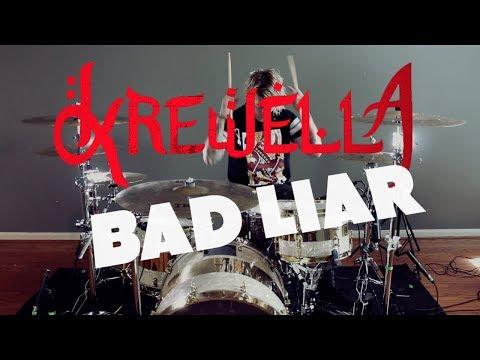 Krewella - Bad Liar ⎮ Dylan Taylor Drum Cover