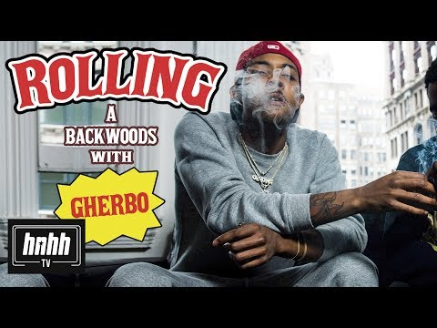 How to Roll a Backwoods with G Herbo (HNHH)