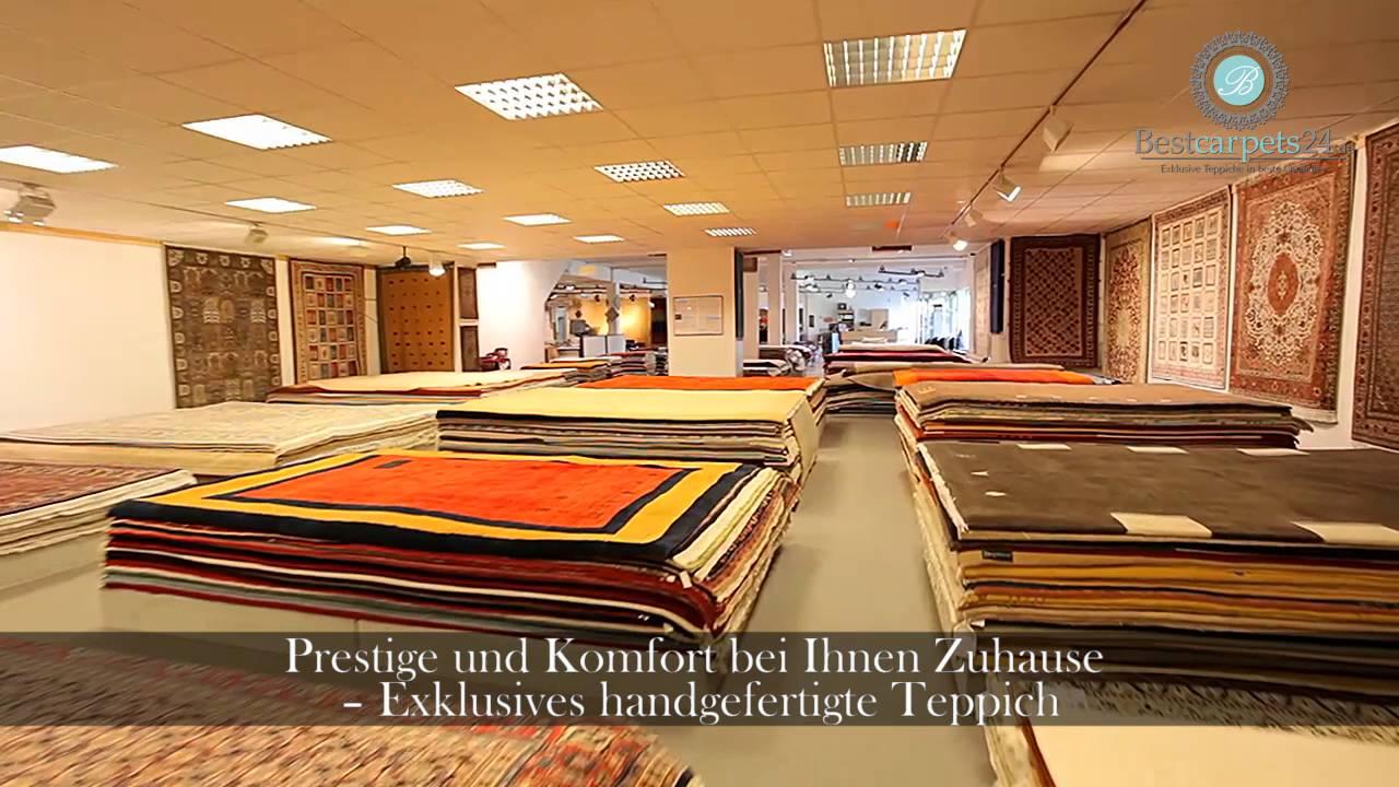 Die beste Teppiche aus der ganzen Welt - BestCarpets24.de - YouTube