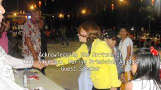 UMINGAN, PANGASINAN : BRGY. CAURDANETAAN CHRISTMAS 2008 : SMD