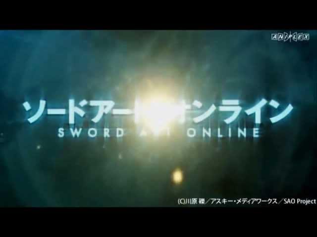 Sword Art Online Trailer Sub esp