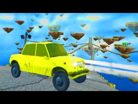 Мультфильм ИГРА для детей про МАШИНКИ #2 / Приключения машины / Мультики про машинки для детей