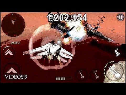 GUNSHIP BATTLE : RAID MISSION - F-14 Tomcat