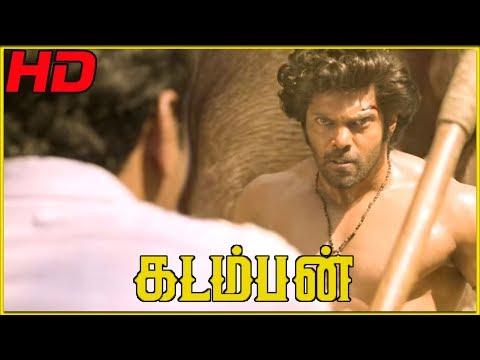 Kadamban Full Action Scenes | Kadamban Full Fight Scenes | Arya Fight Scenes