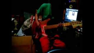 Gambar cover switchfoot - stars guitar cover --May Rocknroll--