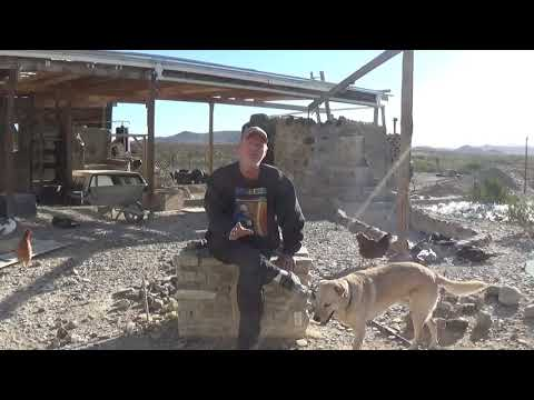 Move To Terlingua, TX & Live Your Off-Grid Dream!!!