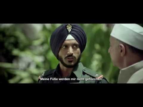 DER LAUF SEINES LEBENS – THE FLYING SIKH (Official Trailer)