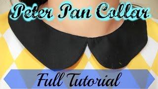 Peter Pan Collar- Full Tutorial