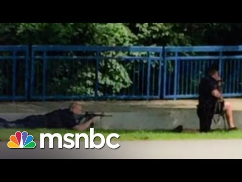 Injuries Reported In Chattanooga Shooting   msnbc