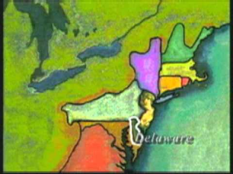 The Middle Colonies  New York  New Jersey  Delaware  and Pennsylvania