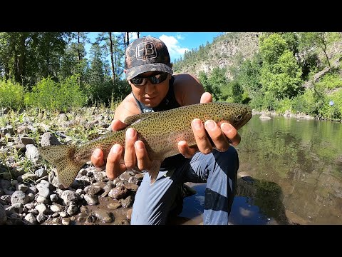 Fly Fishing: The Black River (Part2)
