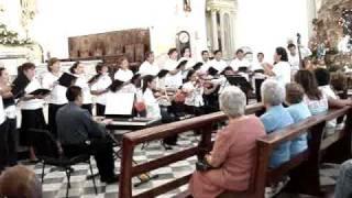 el gloria de los ángeles coro del sagrario rosalba valencia